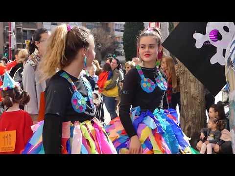 Desfile De Carnaval Infantil 2020 Guadalajara