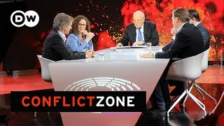The debate: Which way is Europe heading? | DW Conflict Zone