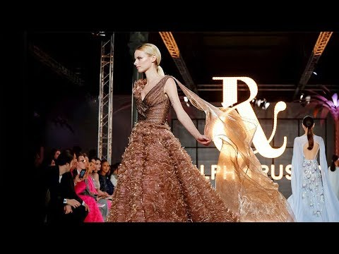 Ralph & Russo | Haute Couture Spring Summer 2019 Full Show | Exclusive