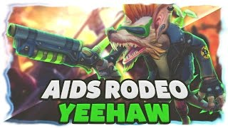 C9 SNEAKY | AIDS RODEO YEEHAW | TWITCH GAMEPLAY
