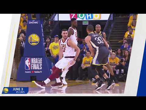 2017-18 Moments of the Year: Stephen Curry