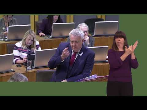 FMQs 21/11/17 BSL Mixed s(Welsh & English /CPW 21/11/17 BSL