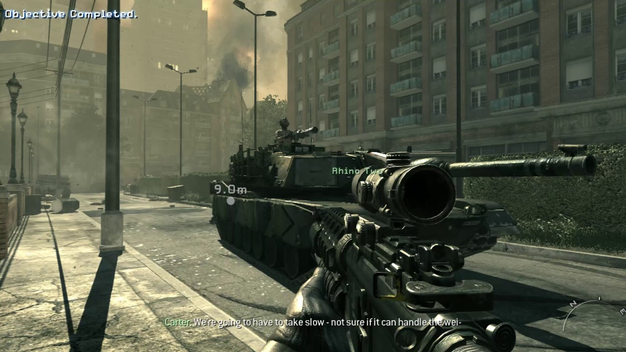 Call of Duty: Modern Warfare 3 Gameplay Walkthrough Mission 7 Complete  1080P 60FPS