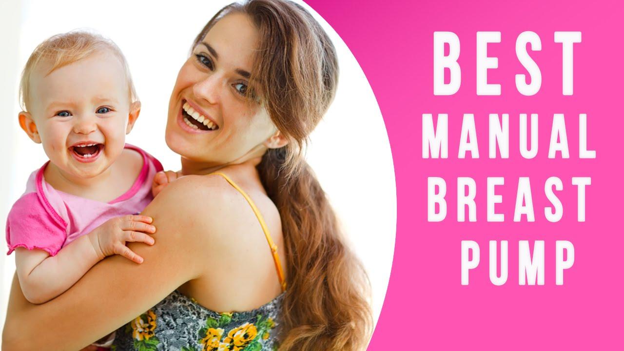 the best manual breast pump