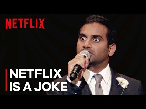 Aziz Ansari: Buried Alive - Marriage Is An Insane Proposal | Netflix Is A Joke