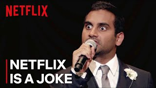"Aziz Ansari: BURIED ALIVE - ""Marriage is an Insane Proposal"" - Netflix [HD]"