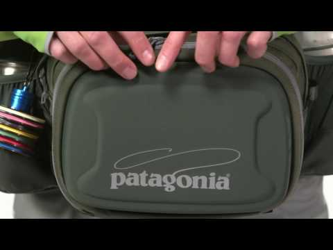 Patagonia Stealth Fly Fishing Hip Pack | AvidMax