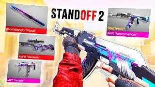 Standoff 2 - Битва Ютуберов! Кто Победит? Открытие Кейсов В Стэндофф 2