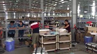 Competition In Warehouse Packing Lazada.vn
