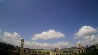 BC Gasson Sky Camera 2018-08-15: Boston College
