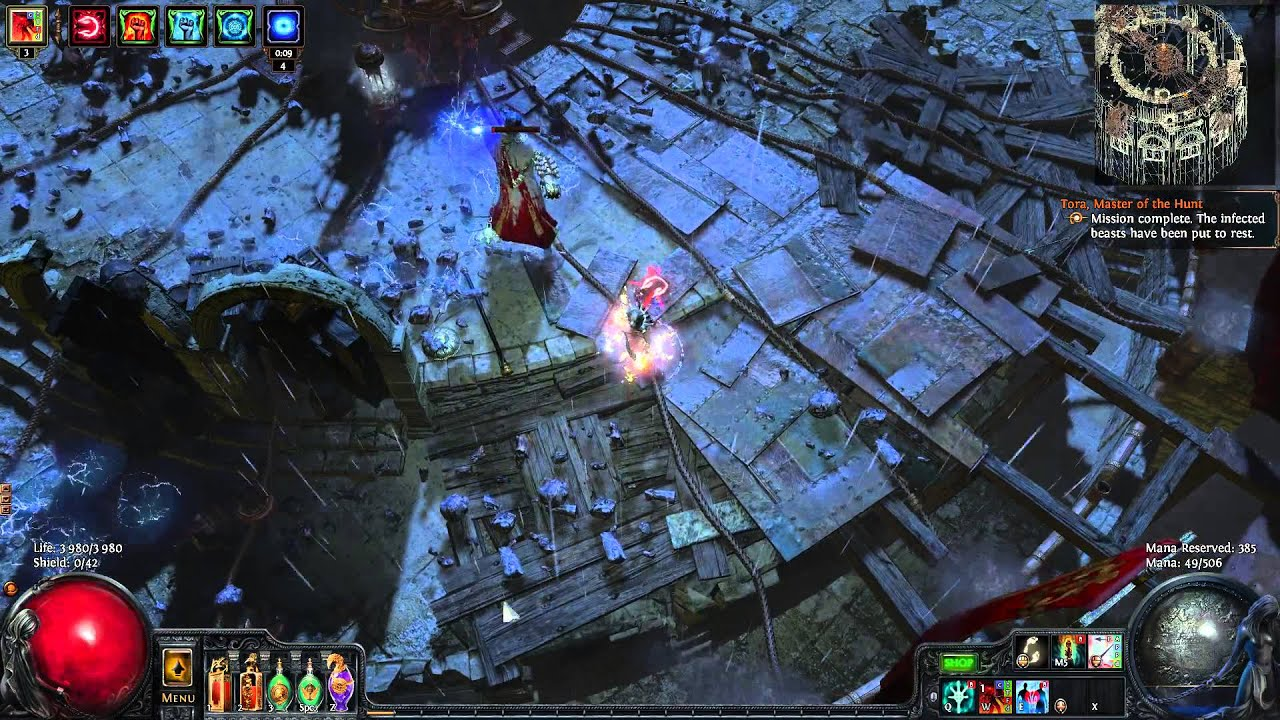 Path Of Exile Ring Mods
