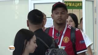 Англичане в Волгограде: «Ни один аэропорт мира нас так не встречал!»