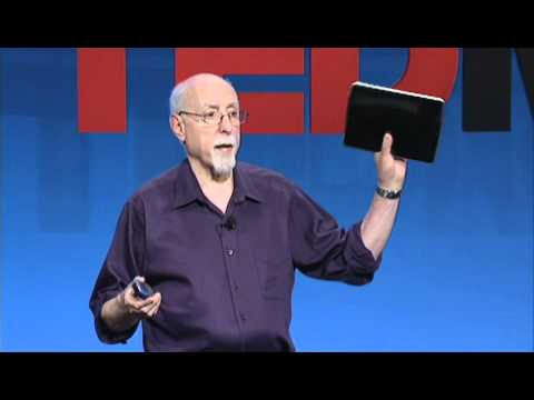 Walter Mossberg at TEDMED 2010