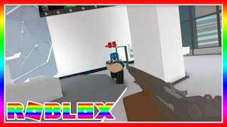 Going Try Hard on Arsenal | Roblox