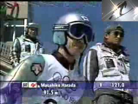 Jani Soininen i Masahiko Harada Nagano 1998 - YouTube