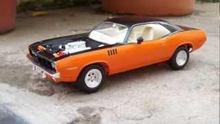 Revell  1//24 1971 Hemi Cuda 426 RMX2943