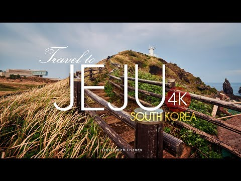 Travel to Jeju, South Korea in 4K