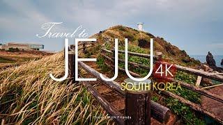 Travel to Jeju, South Korea in 4K