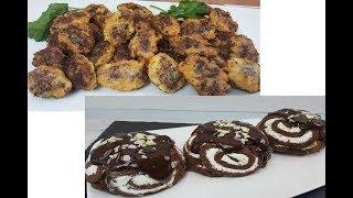 RAMAZAN MENÜSÜ I Haşlanmış Patatesli Köfte I 15 Dakikada Muzlu Çikolatalı Kolay Pasta