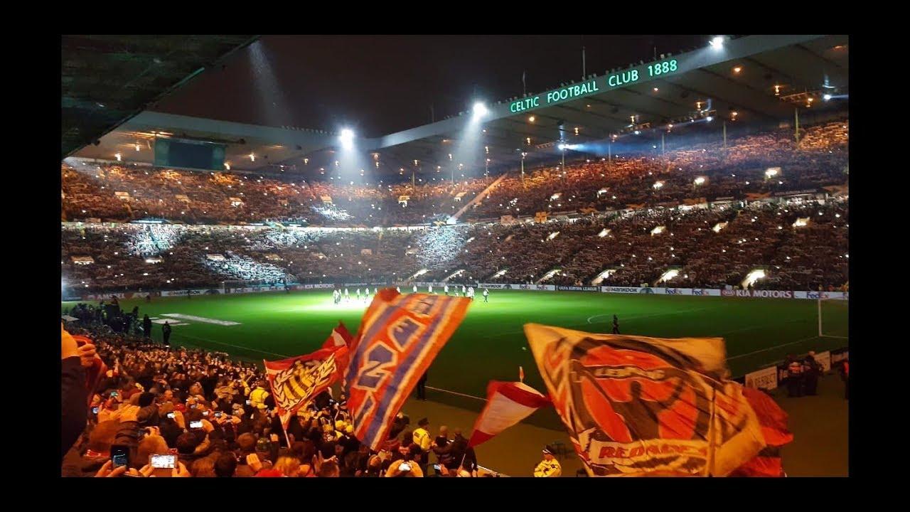 Celtic Glasgow Rb Leipzig
