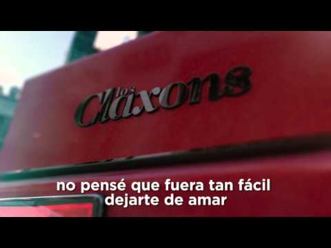 Los Claxons - Canciones De Amor (Lyric Video)