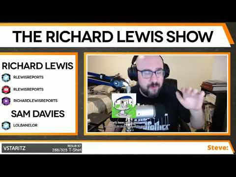 The Richard Lewis Show #95: A Blind Man's Turkey Baster