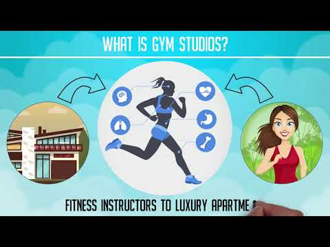 What is Gym Studios?
