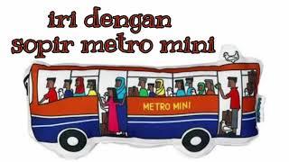 Iri Dengan Sopir Metro Mini | Humor Gusdur | Mengenang Gusdur Presiden Ke 4 Indonesia