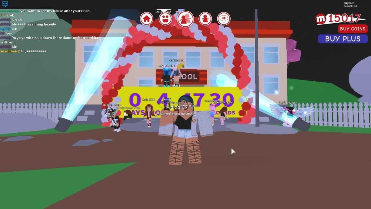 Meepcity School Countdown And Other Games 1st Ever Livestream