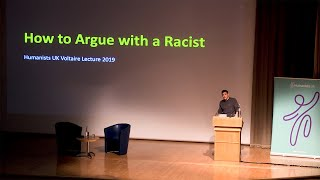 How to argue with a racist | The Voltaire Lecture 2019 | Dr Adam Rutherford