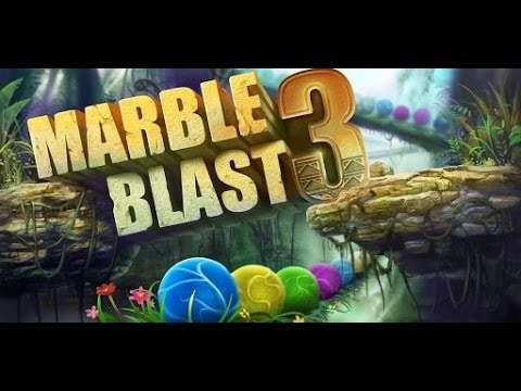 Marble Blast 3 Android App Review and Gameplay Video