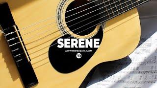 "[FREE] Acoustic Guitar Type Beat ""Serene""  (R&B Singing x Sad Hip Hop Instrumental)"