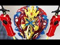 Xeno Xcalibur .M.I Starter (B-48) Unboxing & Review! - The Beyblade Burst Series!