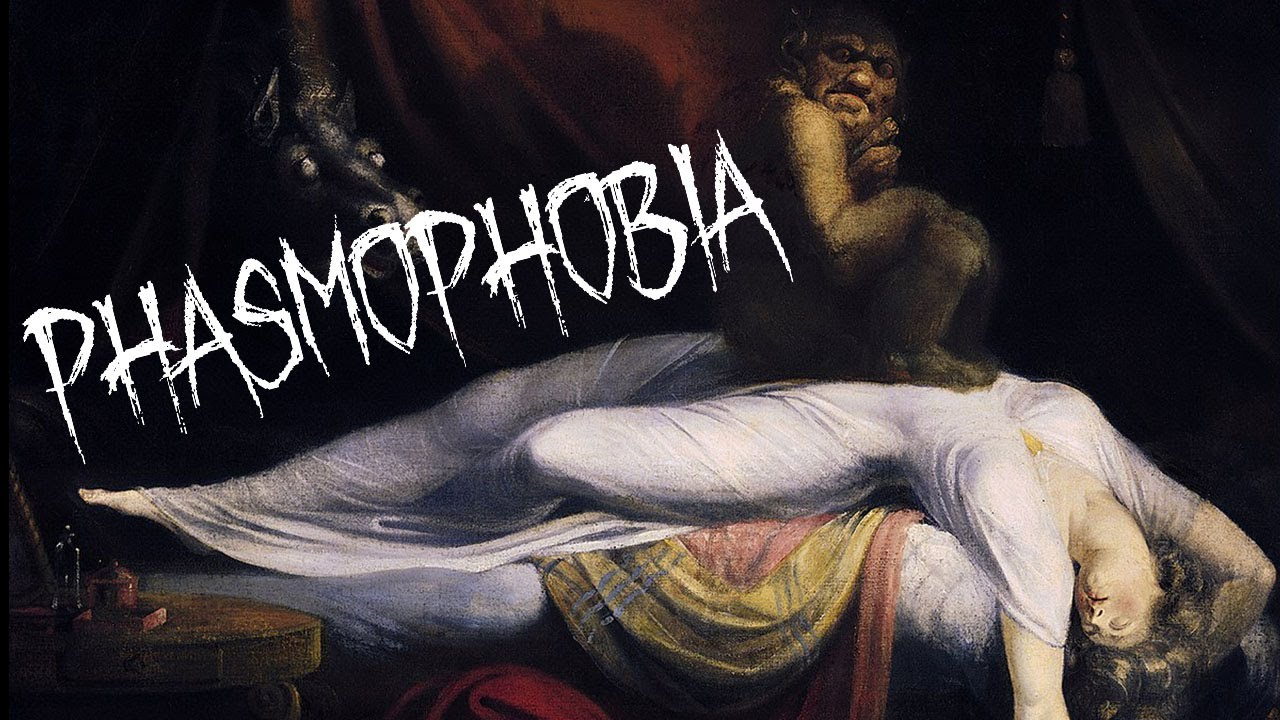 Download Phasmophobia: THE NIGHT-MARE