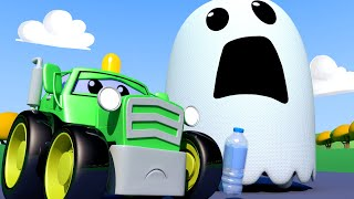 малыши в Автомобильном Городе - Малыш Бен подшучивает над всеми ! - детский мультфильм