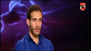 هشام محمد : حسام غالى كان يقول لى