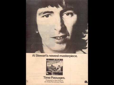 8-Track Tape player '  Al Stewart Time Passages ' Qatron Stereo-48