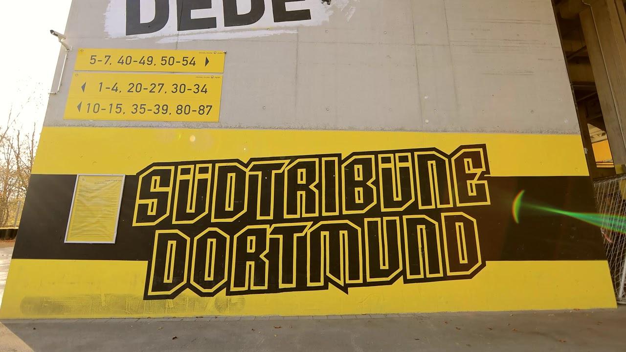 Für alle, die das Westfalenstadion vermissen...