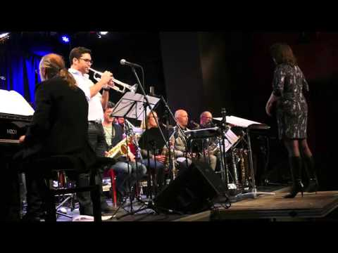Hans from Germany or Are You Inspired Now? - Barbara Bruckmueller Big Band