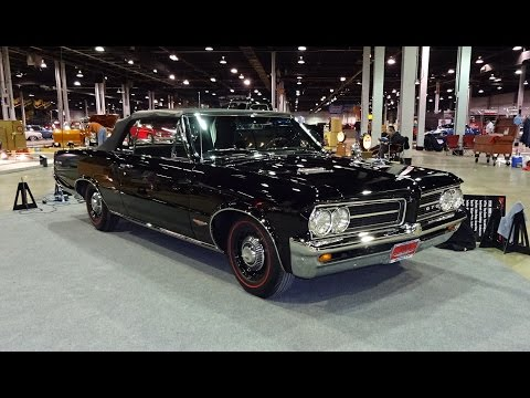 1964 Pontiac GTO Convertible Award Winner @ World of Wheels on My Car Story with Lou Costabile