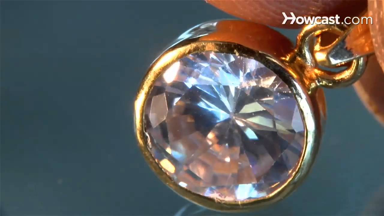 How To Tell Real Diamonds From Fake Youtube