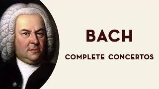 Bach: Concerts avec plusieurs instruments (Vol. I à VI) - Complete