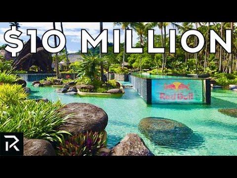 Download Red Bull Billionaire Owns A $10 Million Dollar Fiji Island