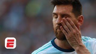 Steve Nicol 'felt bad' for Lionel Messi in Argentina win vs. Venezuela | ESPN FC