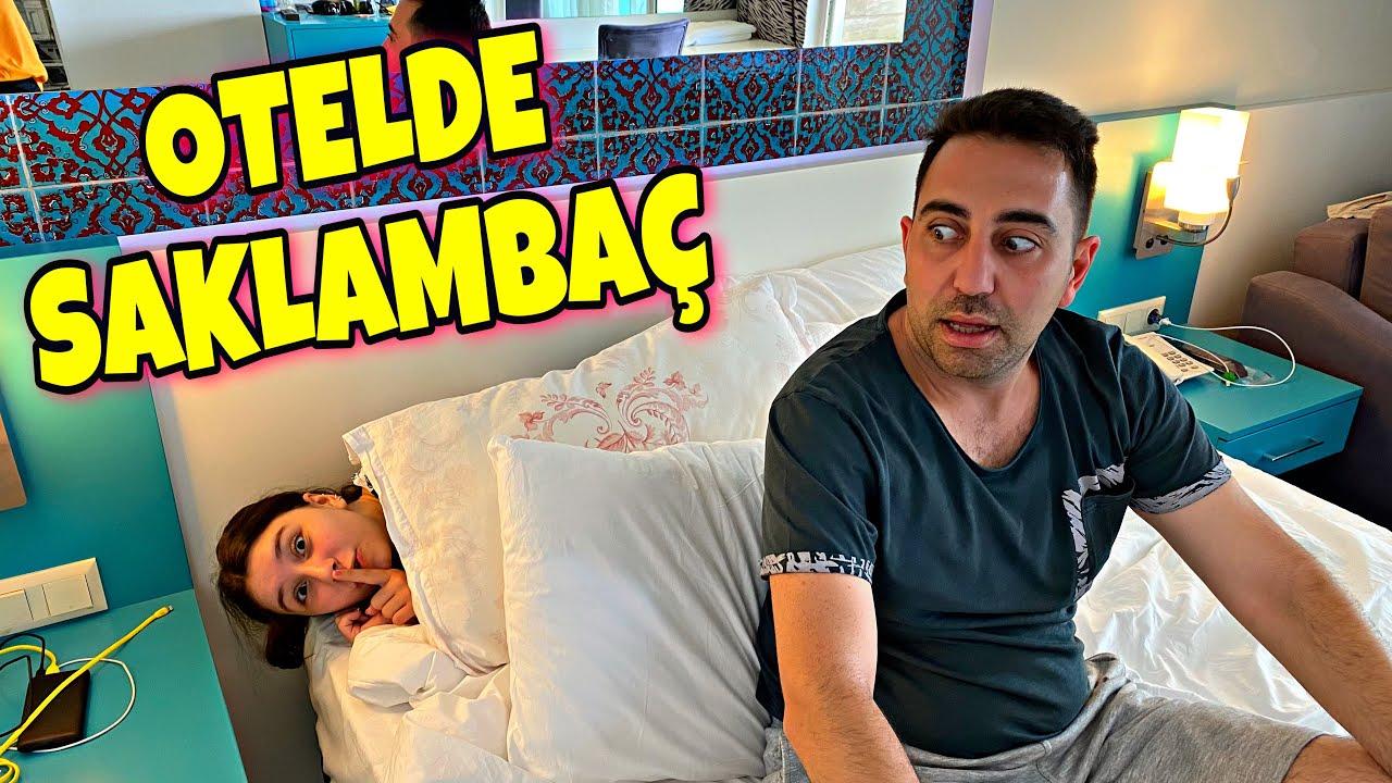 OTELDE EXTREME SAKLAMBAÇ OYNADIK !! Hide and Seek