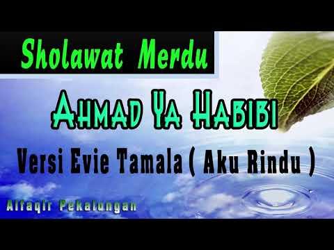 Ahmad Ya Habibi Versi Aku Rindu (Evi Tamala)