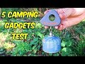 5 Camping Gadgets put to the Test - Part 7