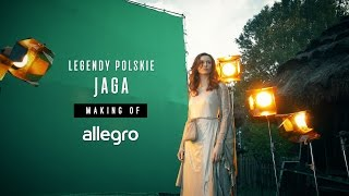 Legendy Polskie. Making of filmu JAGA. Allegro