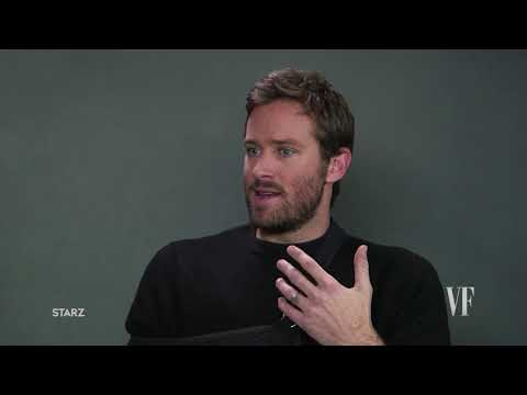 Getting Lost in the Moment with Armie Hammer