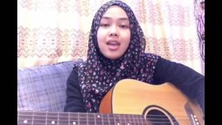 Janam Janam Dilwale Acoustic Cover by Sheryl Shazwanie